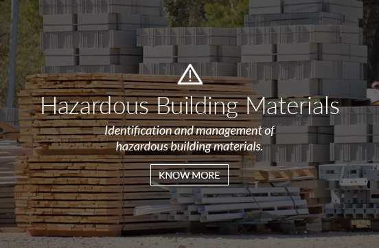 Hazardous Building Materials Assessment